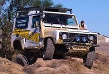 Off Road / by Land Rover Nieuws