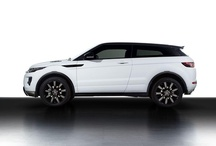 Range Rover Evoque / by Land Rover Nieuws