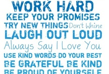 Quotes for the Soul / Quotes to live by, inspire, motivate. Repin your favorite quotes, and repeat them over and over :)