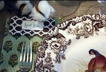 Dining, Tablescapes & Dinnerware / Everything beautiful for dining indoors