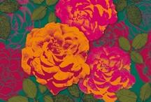 Patterns, colour & textile