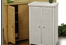 Wicker Bathroom Furniture / Let Wicker Paradise spruce up your bathroom with shelving, mirrors and classic wicker design. #wicker #bathroom #wickerbathroom #wickerbathroomfurniture #wickerparadise http://www.wickerparadise.com/bathroom1.html