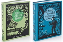 Great Book Jacket Designs / My dream commission!