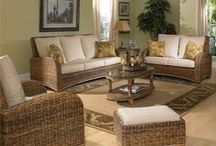 """Seagrass Furniture / Natural and Authentic """"Green"""" Furniture, seagrass has a exotic look and down to earth design structure.   http://www.wickerparadise.com/seagrass.html"""