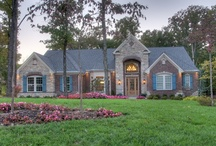 Custom Homes / Beautiful custom homes designed and built with great details and highest quality materials and craftsmanship by Heartlands.