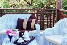 Porch Wicker Furniture