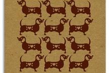 Surface Pattern Design / Pattern repeat inspiration