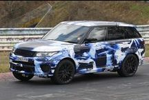 Range Rover Sport / by Land Rover Nieuws