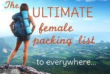 Camping/Travel Tips / camping hacks, travel etc / by Heather Lynn