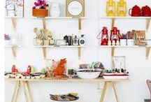 design || display / Shops, displays, trade show stands, how to display products.