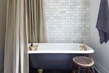 Bathroom Inspirations  / by Nancy Clarke Sass