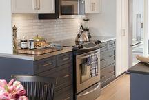 Kitchen Love / by Nancy Clarke Sass