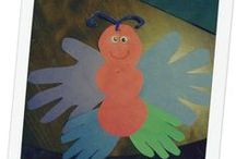 Butterfly Hug Crafts / Make a butterfly and make a difference to someone who is fighting cancer!