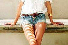 I Know Thatcha Like My Style... Spring Summer / by Nancy Clarke Sass