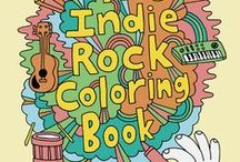 Grown Up Coloring / I still love to color.. So this is for printable coloring sheets and other related stuff:) / by Heather Lynn