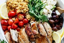 Light and Healthy / Healthy eating!