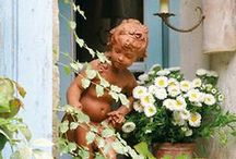 French Country / Vintage and Current French Country Decorating / by Betty V.