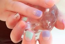 JJ Nails / Explore Trendy Mani/Pedi Ideas at JJ Eyelashes. Work is identified by the nail technician's name and location. Other images are pure inspiration.