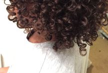 Aveda Raw Hair dry curly carver and slicer by Bae Love @ rawbeautysa.com / Pics of curly hair I have dry cut and sculpted myself 18 yrs of hair experience  San Antonio Tx 78212