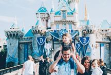 Disneyland / Tips for your family's disneyland vacation!