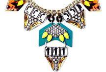 Treasures. Jewellery / Necklaces. Rings. Bracelets. Earrings