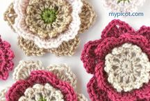 Crochet / Free crochet patterns with easy instructions