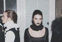FW16: Dark lipstick / by The Pinterest Shop
