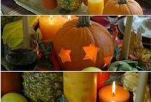 Fall DIY, Decor Ideas, Tips & More / Celebrate the fall season with these easy DIY crafts, decor, tips and more.