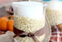 Thanksgiving Recipes, Crafts & more / Thanksgiving recipes, crafts for kids and beautiful decorations.