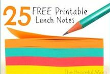 Back to School / Back to school deals and lunch ideas.