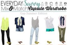 Fashion & Style for Mom / Get out of the mom sweats and step into style with these inspirational pins.