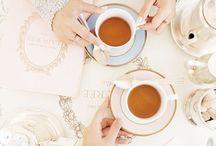 Afternoon Tea at Laduree ☕️ / A Day at Laduree, Paris / by Pink Piccadilly Pastries