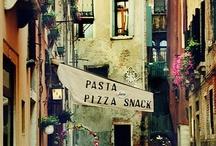 { where I'd like to go } / ...unworldy, beautiful, comfortable, dreamlike, magical