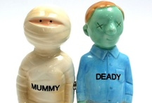 Favorite creepy stuff / by Lecia Harkins