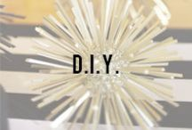 DIY / by Alicia Tenise