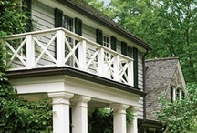 Curb Appeal / architectural inspiration.
