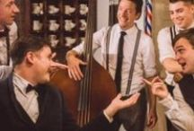 wedding entertainment ideas | Jazz / Jazz Bands to Hire from http://www.themorrisagency.co.uk  Jazz Band Hire