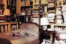 Libraries / by Angélique Vieille-Chevalier