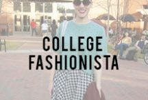 CollegeFashionista - VCU / some of my CollegeFashionista posts to date / by Alicia Tenise