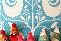 Textiles / by Claire Caudwell