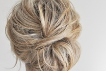Hair. / by Jessica Bender