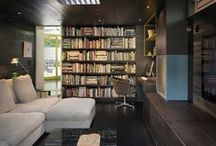 ~Office and Library~