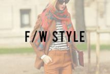 Fall & Winter Style / Fall and winter style inspiration, cold weather outfits / by Alicia Tenise