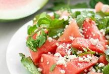 Recipes - Summer / For all the best summer recipes you can find including summer salads, summer soups, and summer grilling recipes, follow this board!