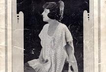 Crochet antiguo y vintage