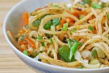 { soups & noodles }