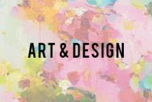 Art & Design / by Alicia Tenise
