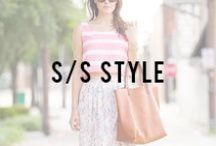 Spring & Summer Style / by Alicia Tenise