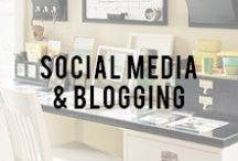 Social Media & Blogging / Blogging, blogging tips, blogging tutorials, blogging for beginners, new blogger, Twitter, Instagram, Pinterest, Facebook, Wordpress, Blogger, SEO / by Alicia Tenise
