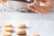 Baking Day ✻ Macarons / Making Macarons isn't as hard as you think! Try one of these great Tutorials!
